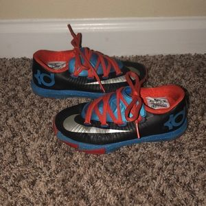 Nike KD Kevin Durant Tennis Shoes